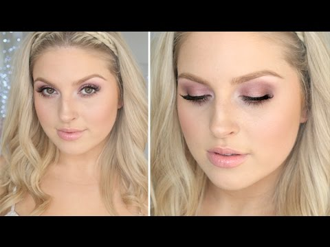 Blushed Nudes Makeup VideoTutorial
