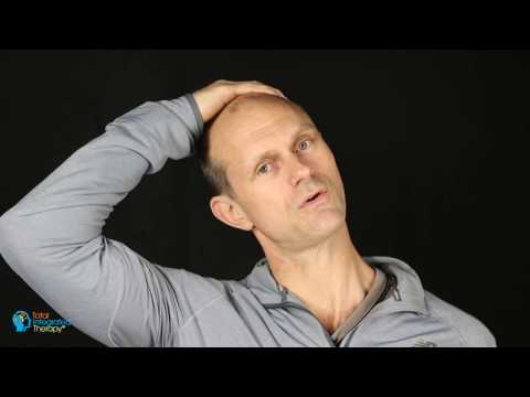 Neck Pain Relief Stretching