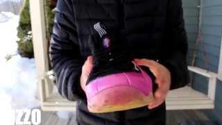 nike air foamposite one lebron james black shoes 1.0 Triple ...
