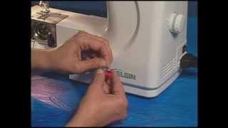 Curso da máquina de costura Elgin Genius - Extraído do DVD que acompanha a máquina