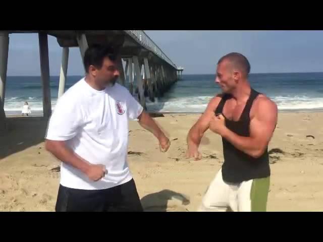 Wing Chun Combo drill 1