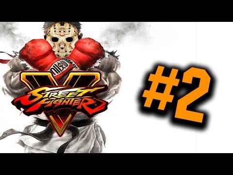 Street Fighter 5 - Прохождение на русском - Часть 2 - История Рью, Зангиева и Рашида