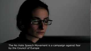 No Hate Speech Movement official Campaign video