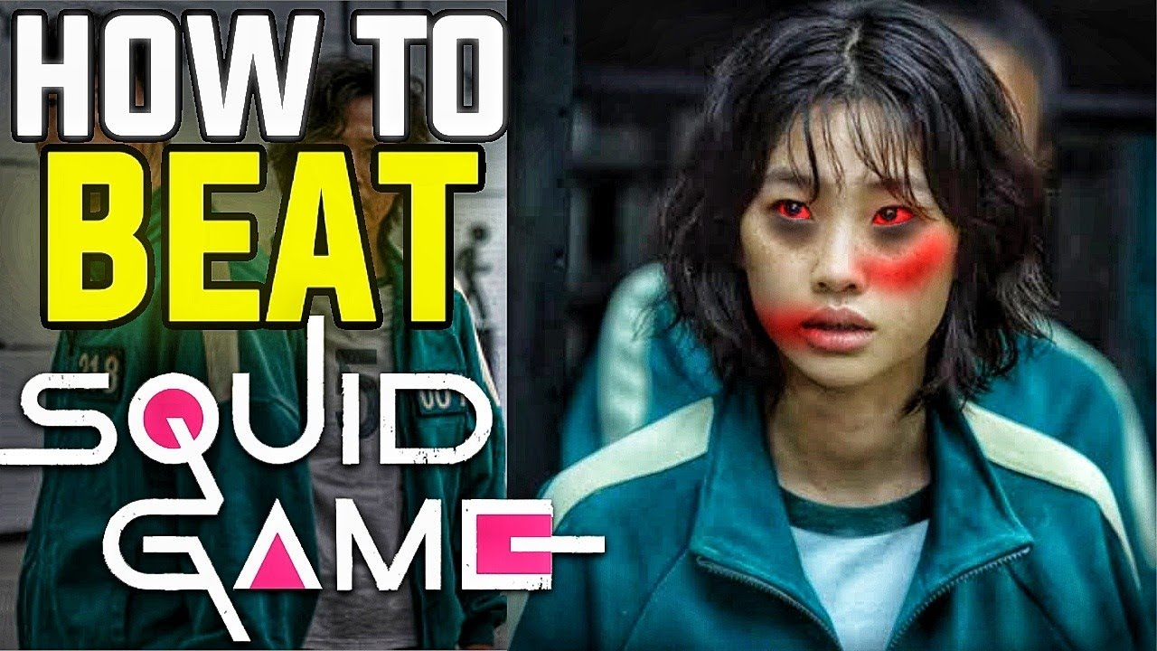 """How To Beat """"SQUID GAME"""" in HINDI"""
