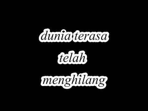DIA.LYRIC-Sammy Simorangkir