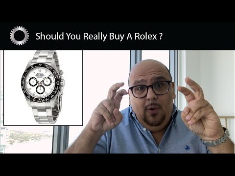 Good And Bad Things To Know Before You Buy A Rolex !