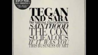 Red Belt DEMO- Tegan and Sara (Home Recordings)