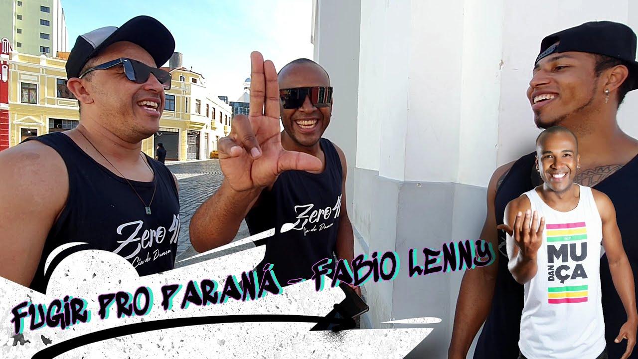 Fugir pro Paraná - Fabio Lenny | Coreografia Cia Zero 41