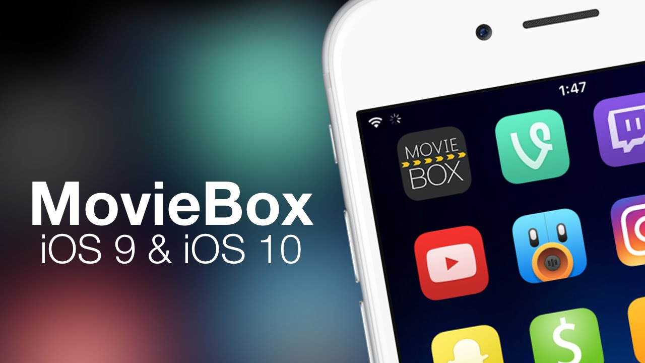 How To Get MovieBox NO JAILBREAK On iOS 9