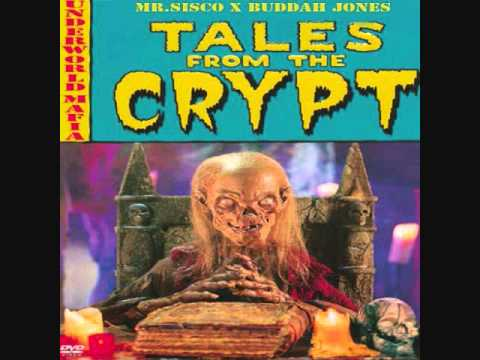 MR.SISCO x BUDDAH JONES - TALES FROM THE CRYPT