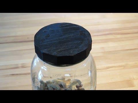 My $600 Cookie Jar Lid