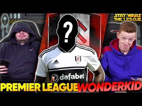 The Most Exciting Premier League Prospect Is…  | #StatWarsTheLeague