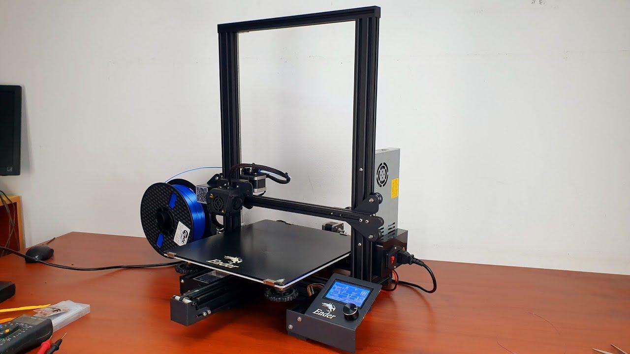 IMPRESORA ENDER 3 MAX - 3D Printer