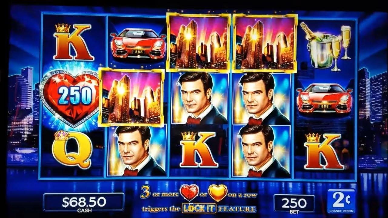 Lock It Link Slot Machine Bonus Win 5 Bet Youtube