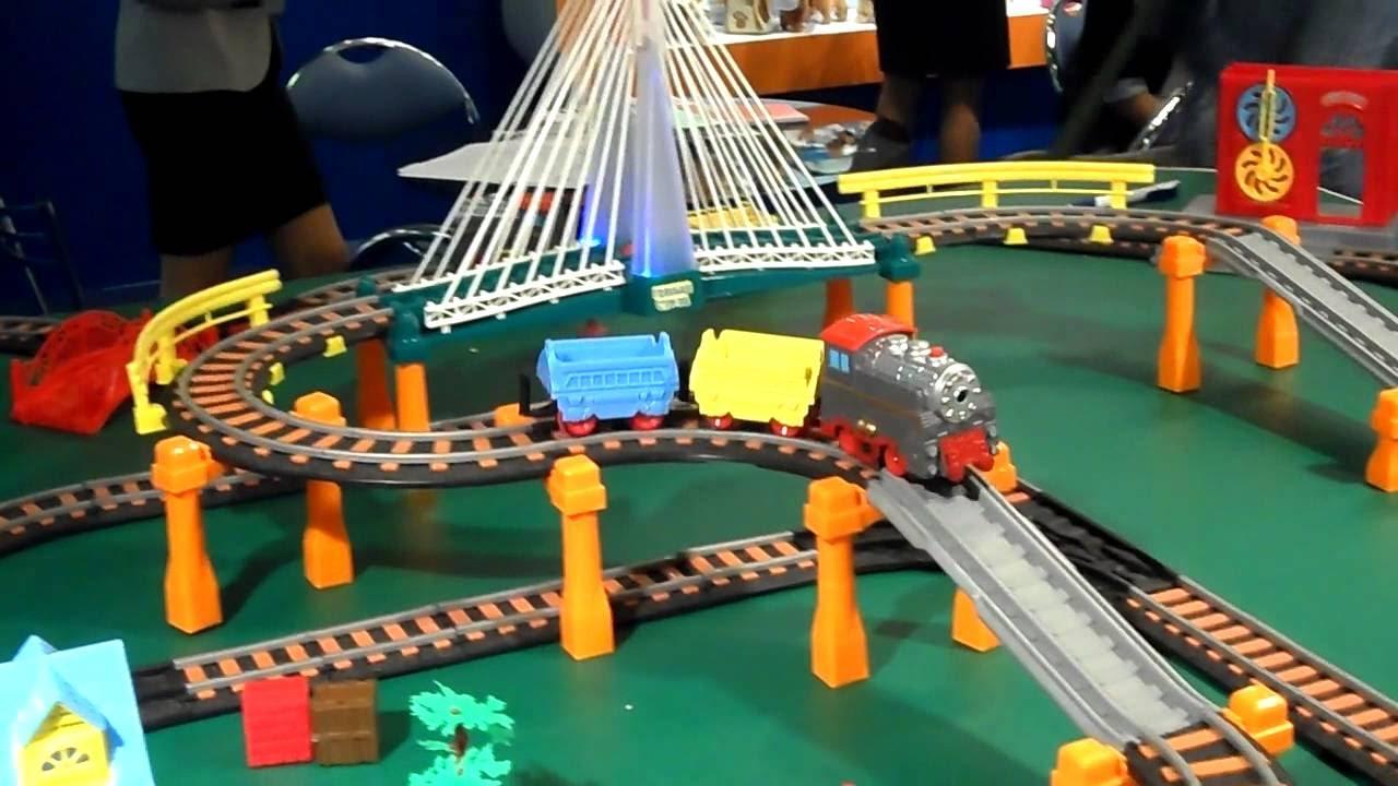 Железная дорога игрушка своими руками фото 775