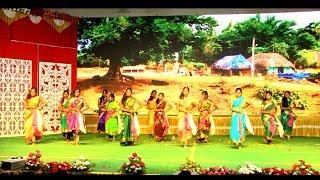 Oyilattam Girls Tamil Folk Dance