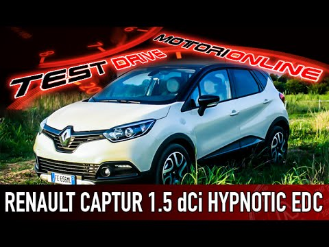 renault captur 1 5 dci hypnotic edc test drive pregi e difetti youtube. Black Bedroom Furniture Sets. Home Design Ideas