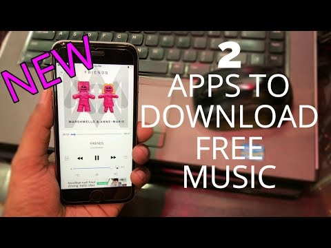 TOP 2 Best Apps to Download Free Music on Your iPhone (OFFLINE MUSIC) | 2018