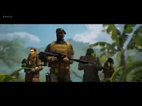 Predator: Hunting Grounds (Trial Demo) - Fireteam PS4