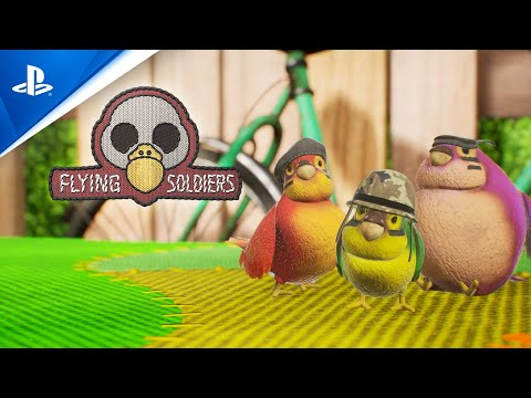 Flying Soldiers - Gameplay PS4 en ESPAÑOL | PlayStation España
