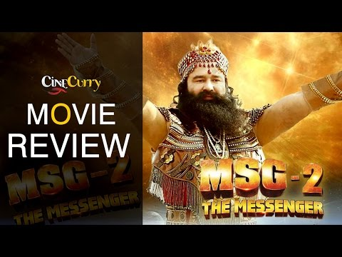 MSG2 Movie Review: Messenger Of Misery