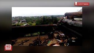 Cпустя месяц после урагана в Староуткинске все еще ждут компенсации