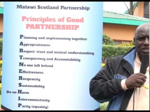 SMP Partnership Principles - Effectiveness