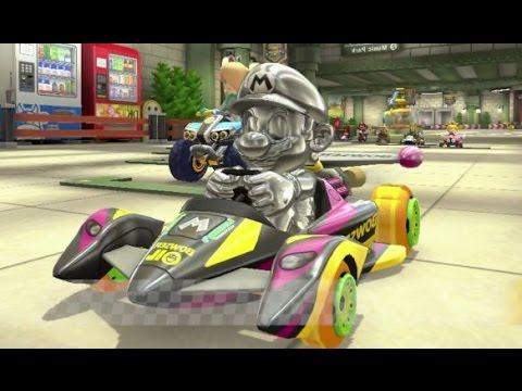 Download Mario Kart 8 (DLC) - Mirror Bell Cup Grand Prix - 3 Star Ranking Snapshots