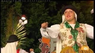 Clausura del XXI Festival Internacional de Folklore Villa de Ingenio 23.07.2016