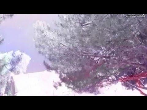 Download 'Shocking' video: Man filming hit by lightning