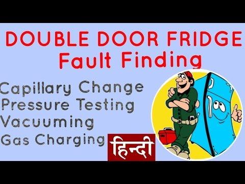 Refrigerator problem and solutions Tips in Hindi !! 4 common