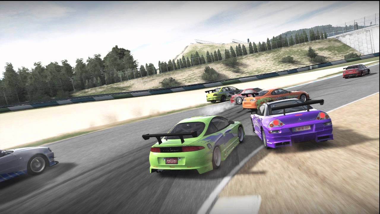 Fast And The Furious 6 Cars Wallpaper Forza Motorsport 4 Fast And Furious Races Youtube