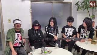 ROCK MUSIC NAVIGATION SITE【Vif】にニューアルバム『NOIZ THE RIPPER...