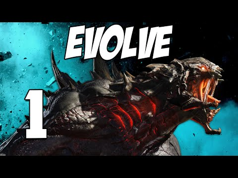 Evolve Big Alpha - Let's Do This! (PC) w/ZackScottGames