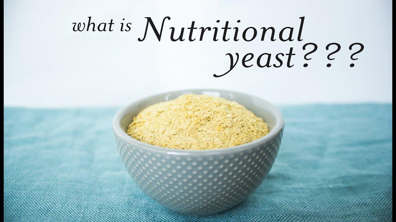 Nutritional Yeast 101