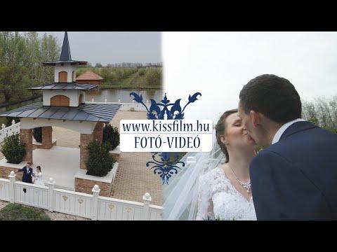 Magyar Talléros Rendezvényház, Nyírtass (Anikó és Misi kreatív fotózása)KISSFILM.HU