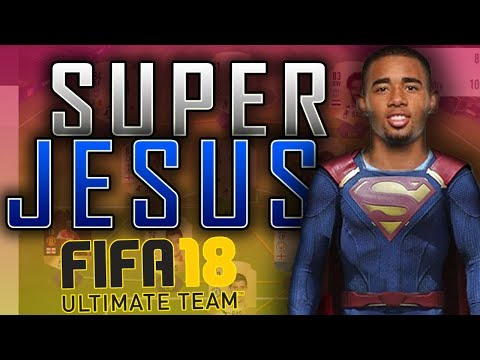 Super Jesus  FIFA 18 Ultimate Team