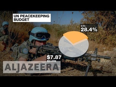 US pushes for overhaul of UN peacekeeping missions