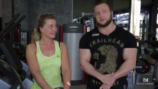 Рубрика 'Клиенты NOVA ARENA fitness'