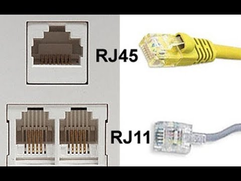 How To Make A Telephone Cable Rj11 In Hindi Youtube