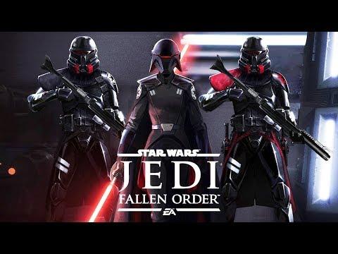 STAR WARS: JEDI FALLEN ORDER All Boss Fights