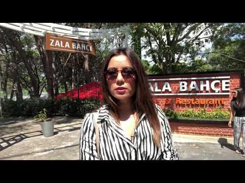 Zala Bahçe Tarabya | Pazar Kahvaltısı
