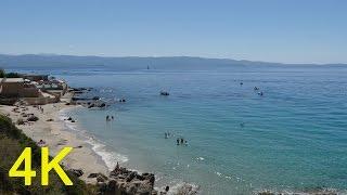 Ajaccio Corsica, Amazing 4k video ultra hd FZ300