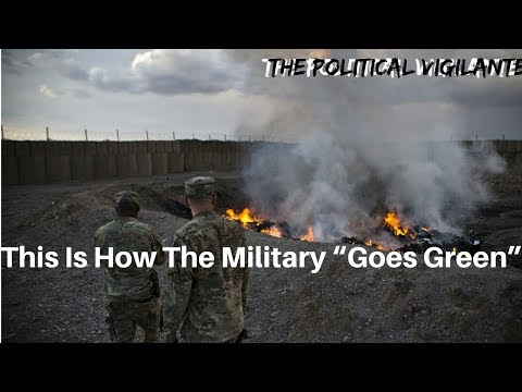Military's New Climate Change Propaganda Tactic - The Political Vigilante
