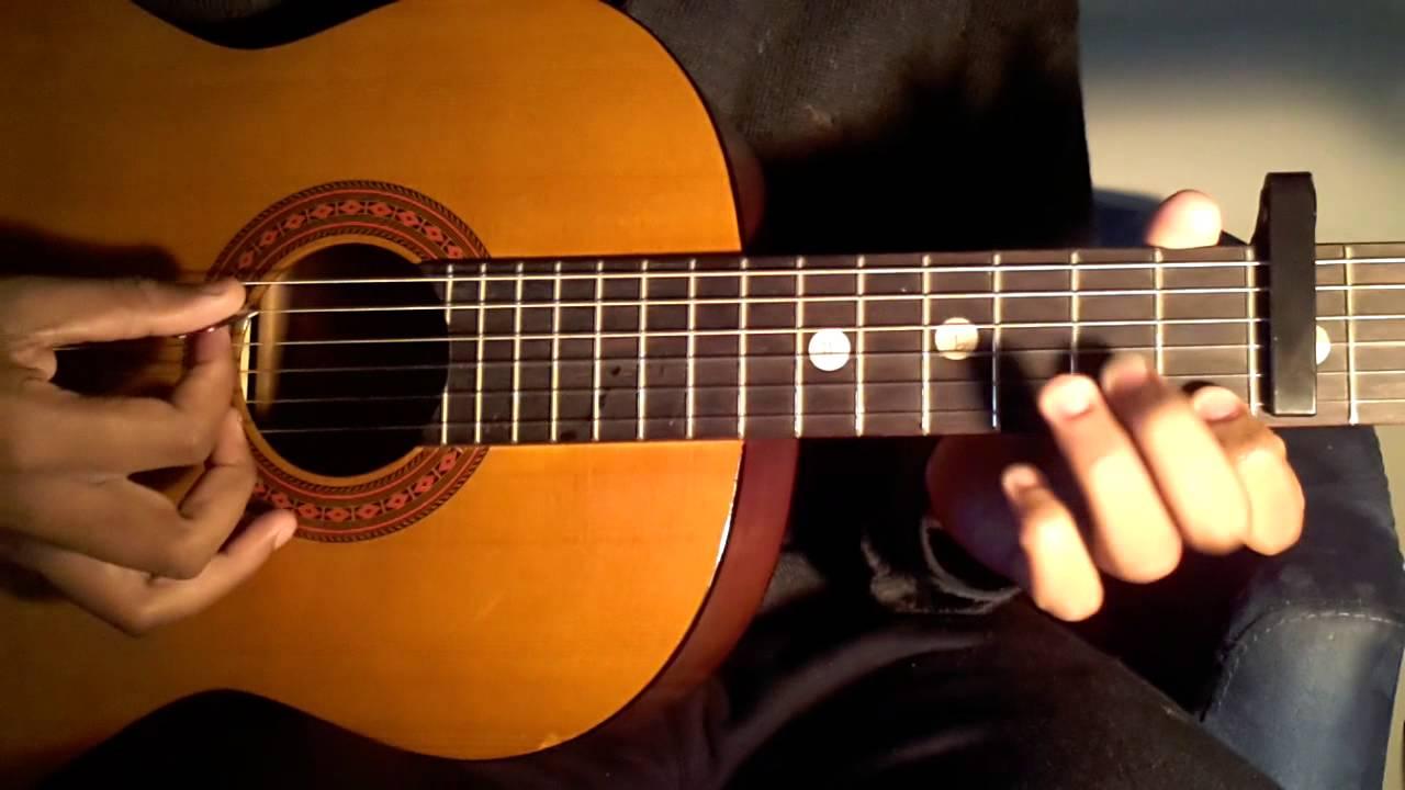 John Legend I love you love guitar chords tabs - YouTube