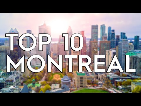 ✅ TOP 10: Things To Do In Montreal