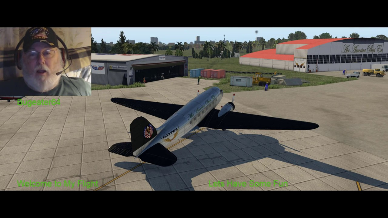 X Plane 11 30b1 VSkyLabs C47 Skytrain build 2 79