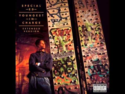 Special Ed - Youngest In Charge [Full Album] *1989*