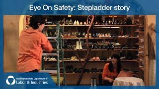 Stepladder story