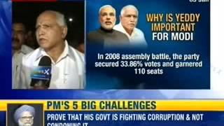 Former Karnataka Chief Minister BS Yeddyurappa returns to BJP - NewsX